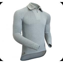 Koszulka długi rękaw z golfem Thermo