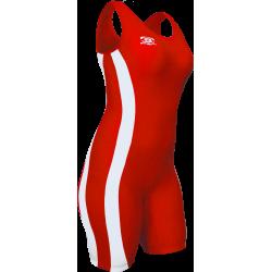 Damski kostium zapaśniczy Athena V3