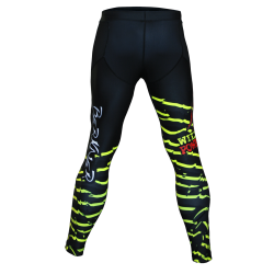 MEN LEGGINGS RASHGUARD BERKNER TIGER