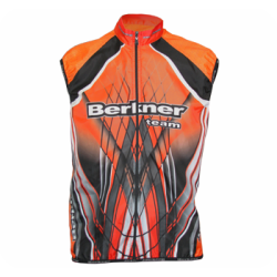 Team Fluo Cycling Vest