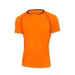męski T-Shirt FLUO Orange