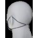 Maska z jonami srebra