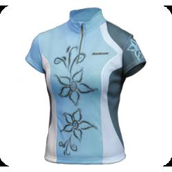 Koszulka rowerowa Blanca