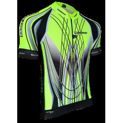 Koszulka rowerowa Team FLUO